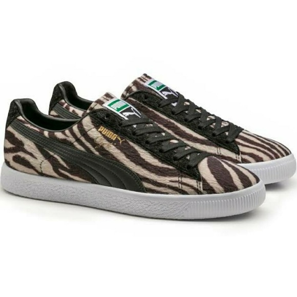 ca92350d3ed8 Puma Clyde Basketball Sneakers Shoes Athletic 11